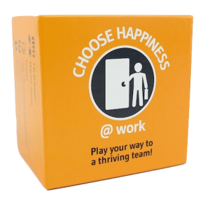 Choose Happiness at Work box